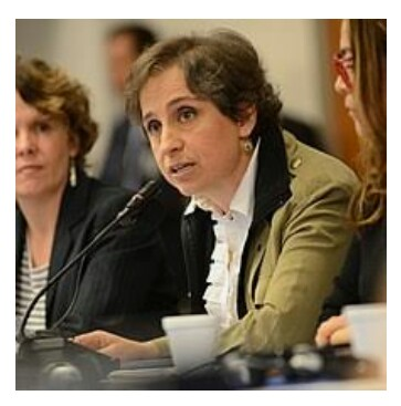 Carmen Aristegui, su juicio vs mvs.