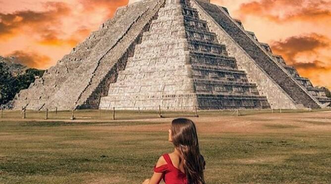 Revelan hallazgo: bajo pirámide de Chichén Itzá