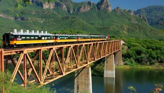Visita Mexico, El Chepe Express.