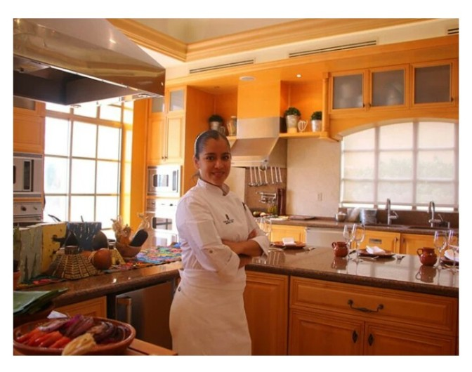 The Ritz Carlton Cancun, presenta a Chef Marisol Luna.