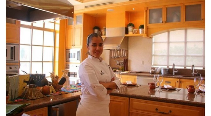 The Ritz Carlton Cancun, presenta a Chef Marisol Luna.