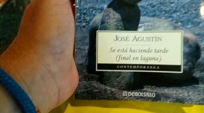 Jose Agustin, de la contra corriente de los 60's