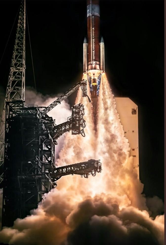 Lifting up!, Flight VV14 – PRISMA