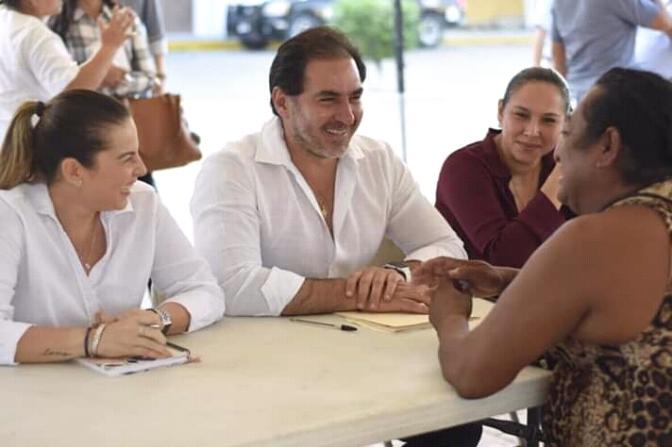 Lideres de Yucatán: Julián Zacarías, Alcalde de Progreso.