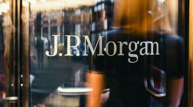 """J.P. Morgan: """"warns of bad ruling bond market."""