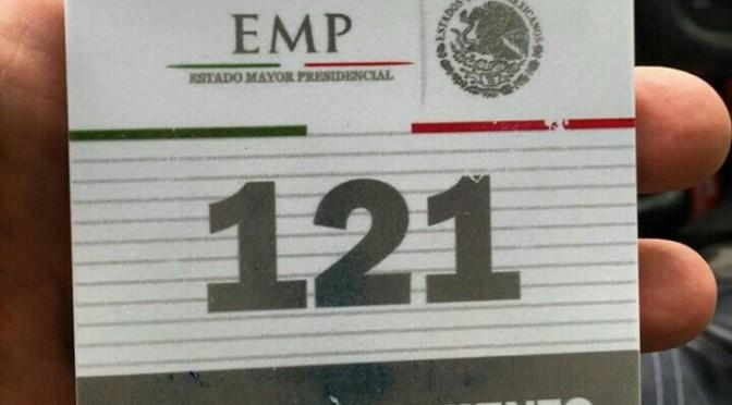 Ultimo Momento, asesinan a escolta de EPN, – del EMP.