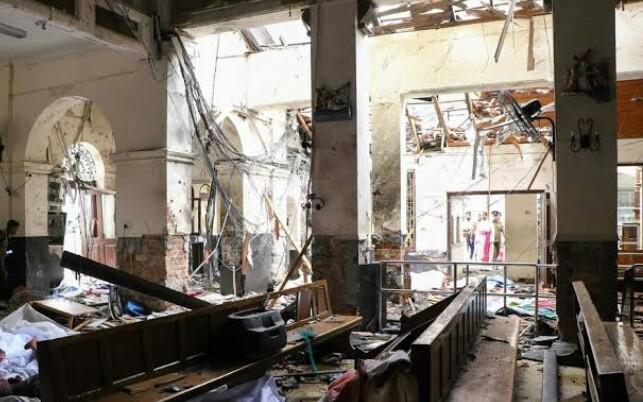 Siri Lanka, – terrorist attacks.  -Last minute update.