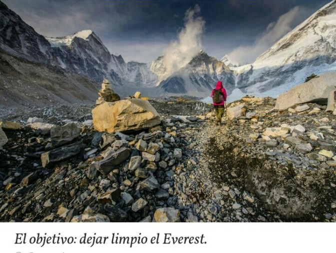 Conde-Nast Traveler: Everest Rescue Mission