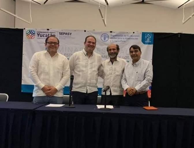 Recursos Pesqueros y Acuícolas de Yucatán para Informar la Política Pública