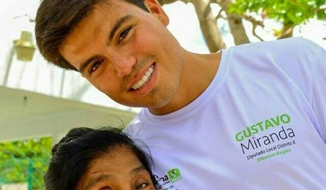 Gustavo Miranda: Candidato para Dipitado local por Quintana Roo.