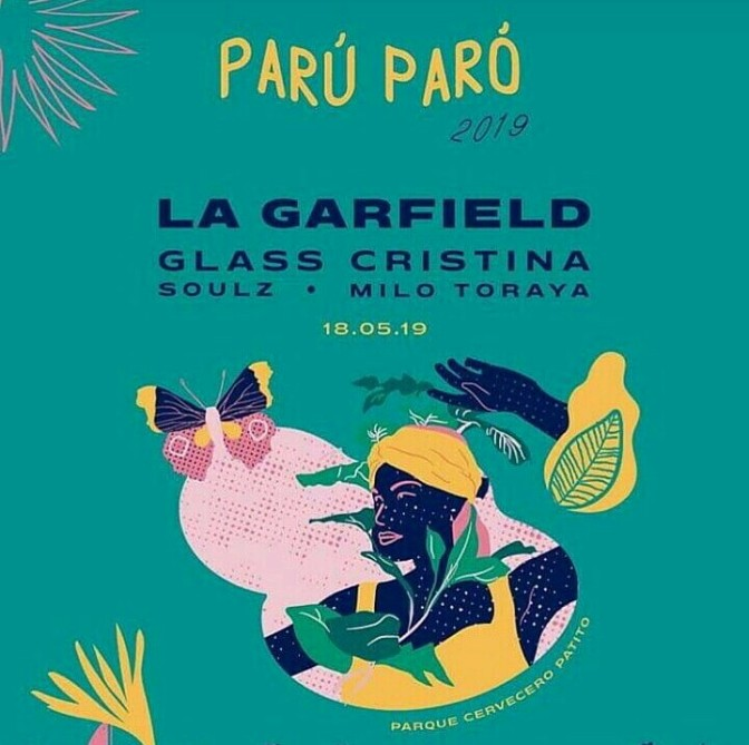 Glass Cristina, — 18/05/19. Concierto/ Mérida. new single released. Patito's Beer terrace