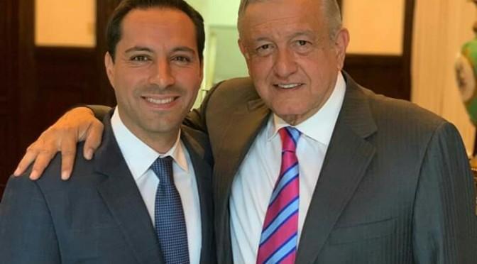 Mauricio Vila; Gobernador de Yucatán.