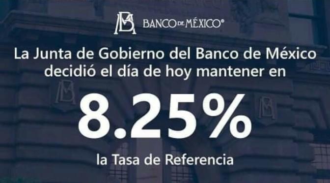 Banxico; Ultimas noticias. Politica Monetaria