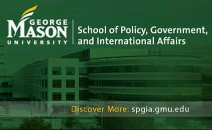 George Mason University, Schar School of Public Policy and Goverment.