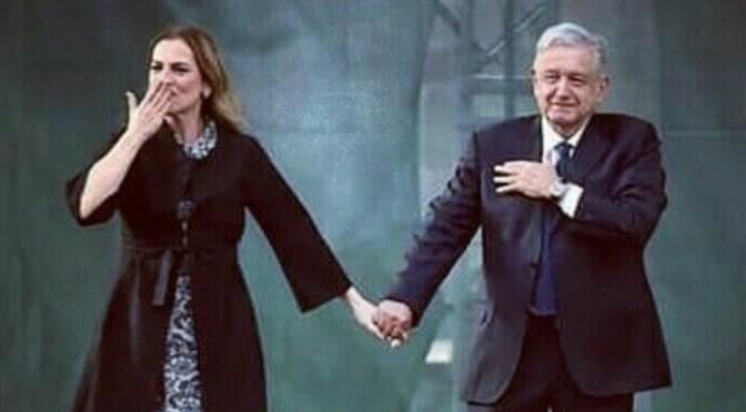 Nuestro Presidente: Lic. Andrés Manuel Lopez Obrador