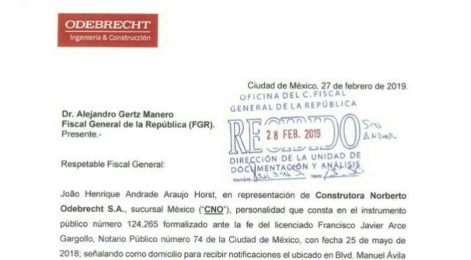 México rechaza en Gobierno de EPN, ayuda de Oderbrech