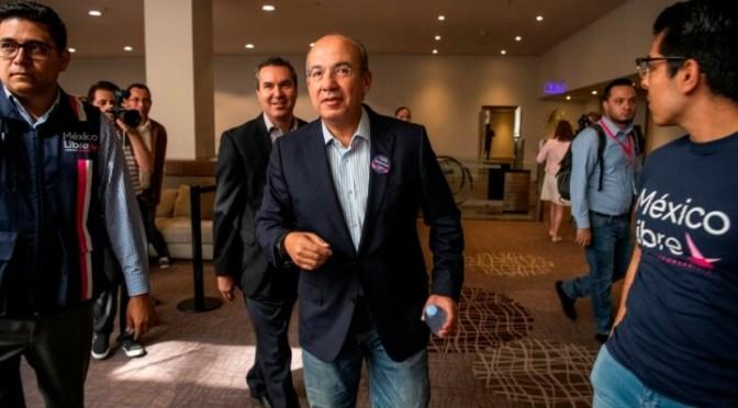 """Especiales: Felipe Calderón, Perdido! – """"Revista Proceso"""""""