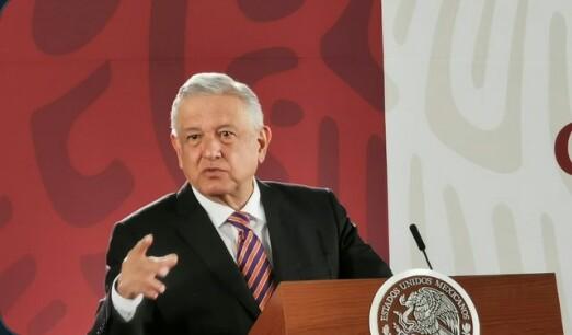 El presidente   @lopezobrador_  celebró la designación de Margarita Ríos-Farjat como ministra de la   @SCJN  . Adelantó que hablará con el secretario de   @Hacienda_Mexico  para la sustitución de Ríos-Farjat en el   @SATMX