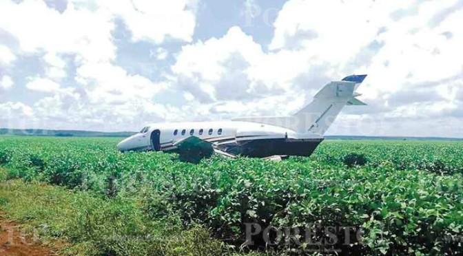 Ruta de avionetas Colombia-Quintana Roo, detenida 🚨